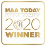 M&A Global Awards Winner 2020