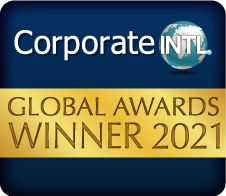 Corporate INTL Global Awards Winner 2021