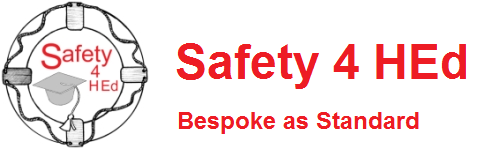 Safety 4 HEd LLP - Bespoke as Standard - Banner