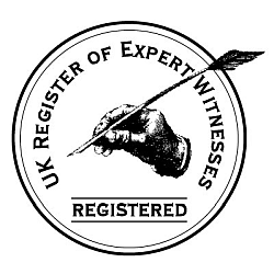 UK Register of Expert Witnesses - Registered