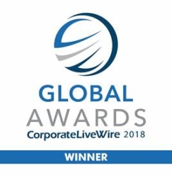 Global Awards - Corporate Live Wire 2018 - WINNER